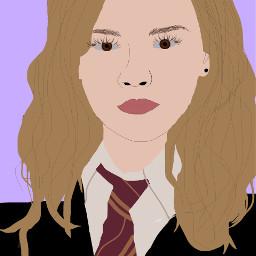 hermionegranger art freetoedit