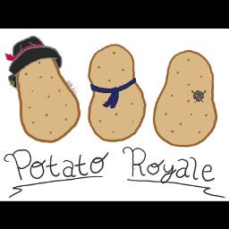 drawing palayeroyale potato potatoes potatoart