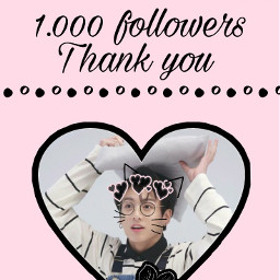 1000followers thankyou loveyou imsoexcited bts freetoedit