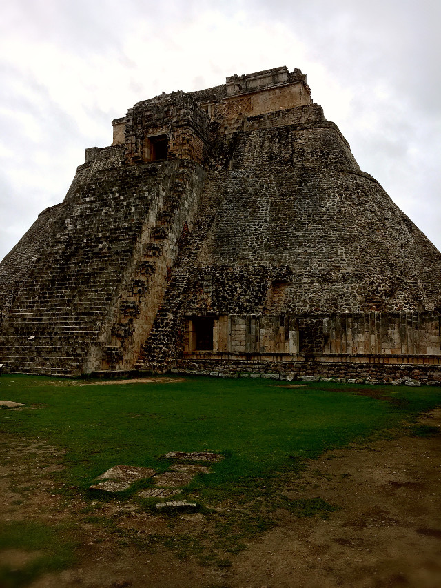 #TemploDeMexico #temple #uxmal