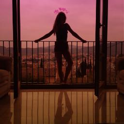 freetoedit remixme city gradient pinkgradient
