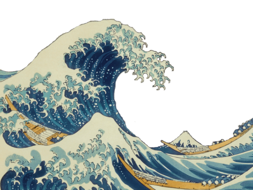 Waves Tumblr Ocean Sticker By Venus
