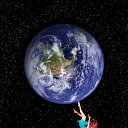 ircearthday earthday freetoedit remixed