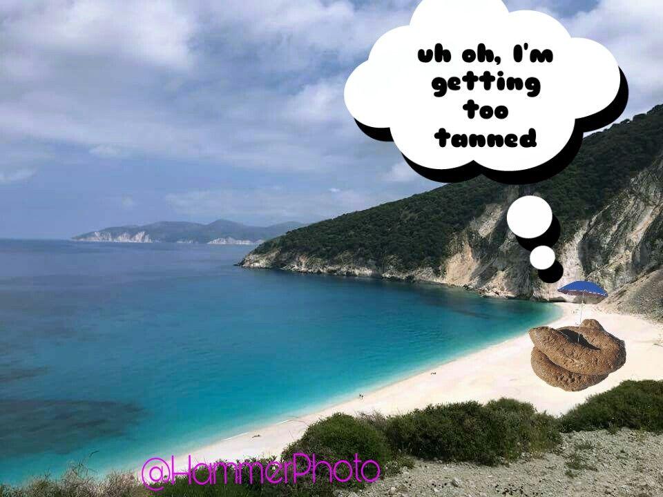 Freetoedit Madewithpicsart Jokes Comedy Beach Water Oce