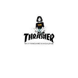freetoedit trasher skateboarder skateboarding