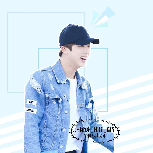 #kimseokjin #bts #jin #btsjin #kpop #edit #pastel #kpopedit #btsarmy #army #bangtanboys #seokjin #btsedit #blue