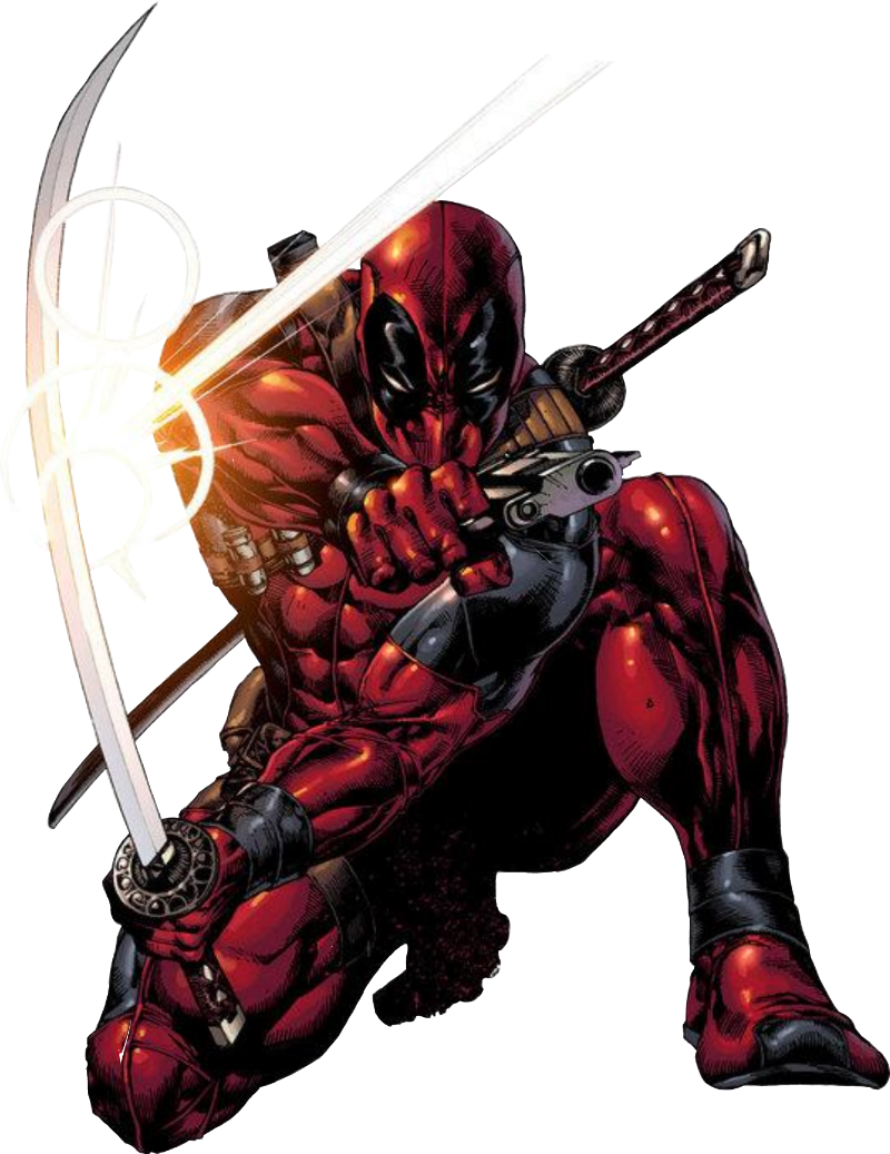 Deadpool Cool Awesome Marvel Superhero