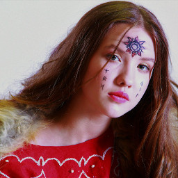 girl slavyanka portrait photos