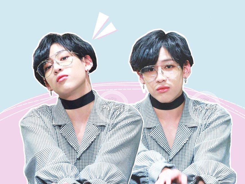»happy birthday bambam!!! 💕💕💕 —requests are closed!  ............ #got7 #got7bambam #bambam #kpop #pastel #edit #kpopedit #jkplanetproject ............  [🦋] bambam stickers from intayo1121
