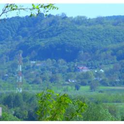 freetoedit landscape beautifullandscape nature trees