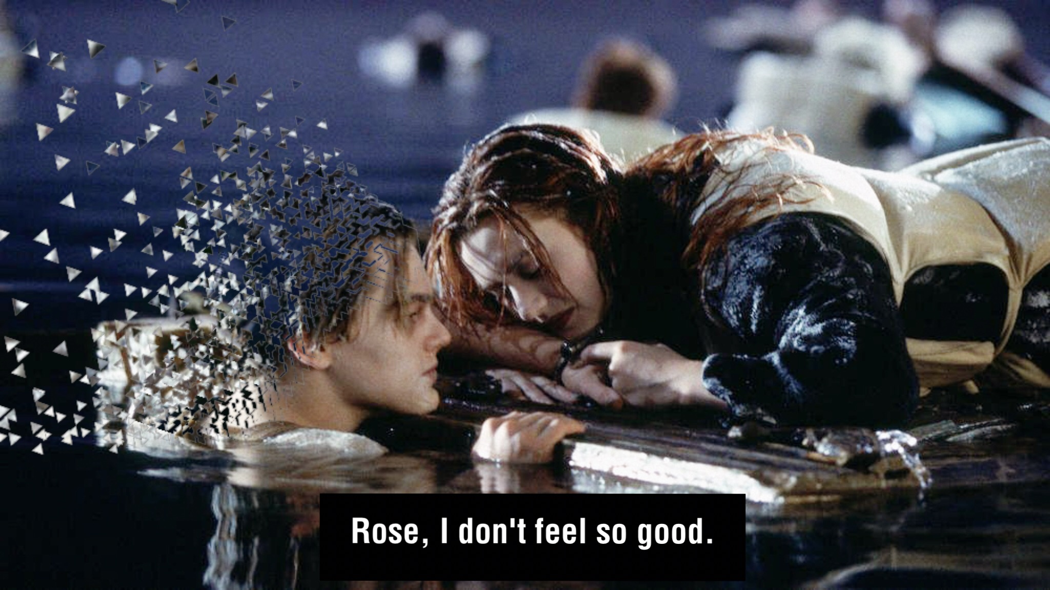#freetoedit #idontfeelsogood #meme #titanic