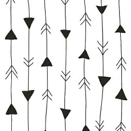 arrow black white drawing background freetoedit