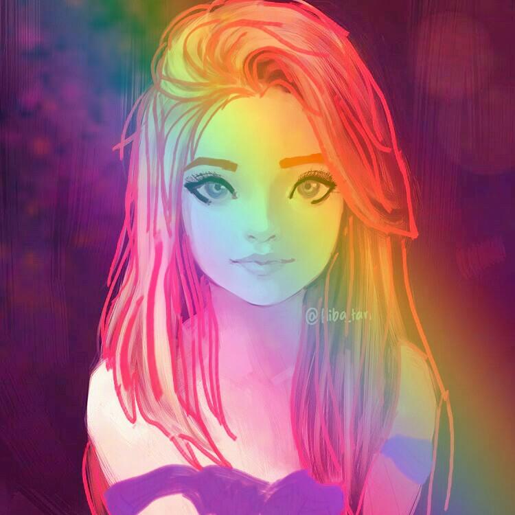 Картинка на аватарку для девушки подростка