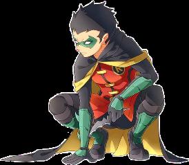robin batman batmanandrobin teentitans dc dccomics dcu dcuniverse freetoedit