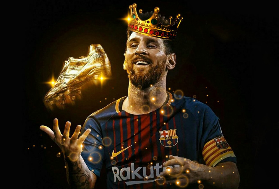 #freetoedit #messi #messi10 #king  #goldenboot #Goat #barcelona #barca #elclassico