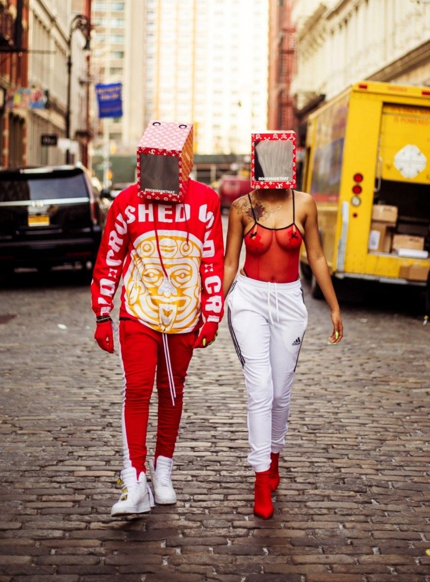 couple goals shot by @beastwilliams_ from instagram models: @freshmadeit @_juicyjess_ on instagram #rockmadethat #freetoedit #remixme #alien #couple #robot #different #mysterious #faceless #futuristic