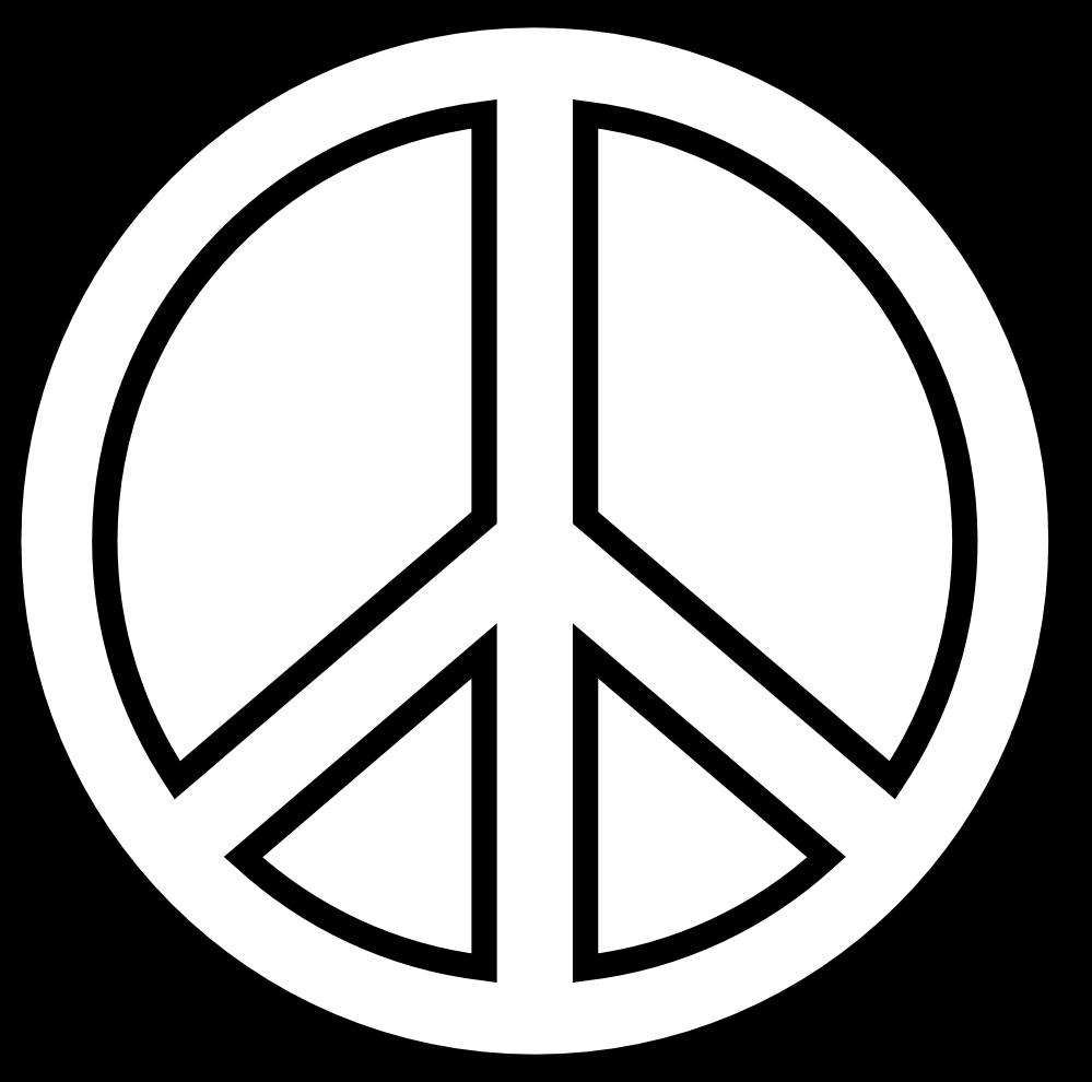 Peace Peacesign Symbols Symbol