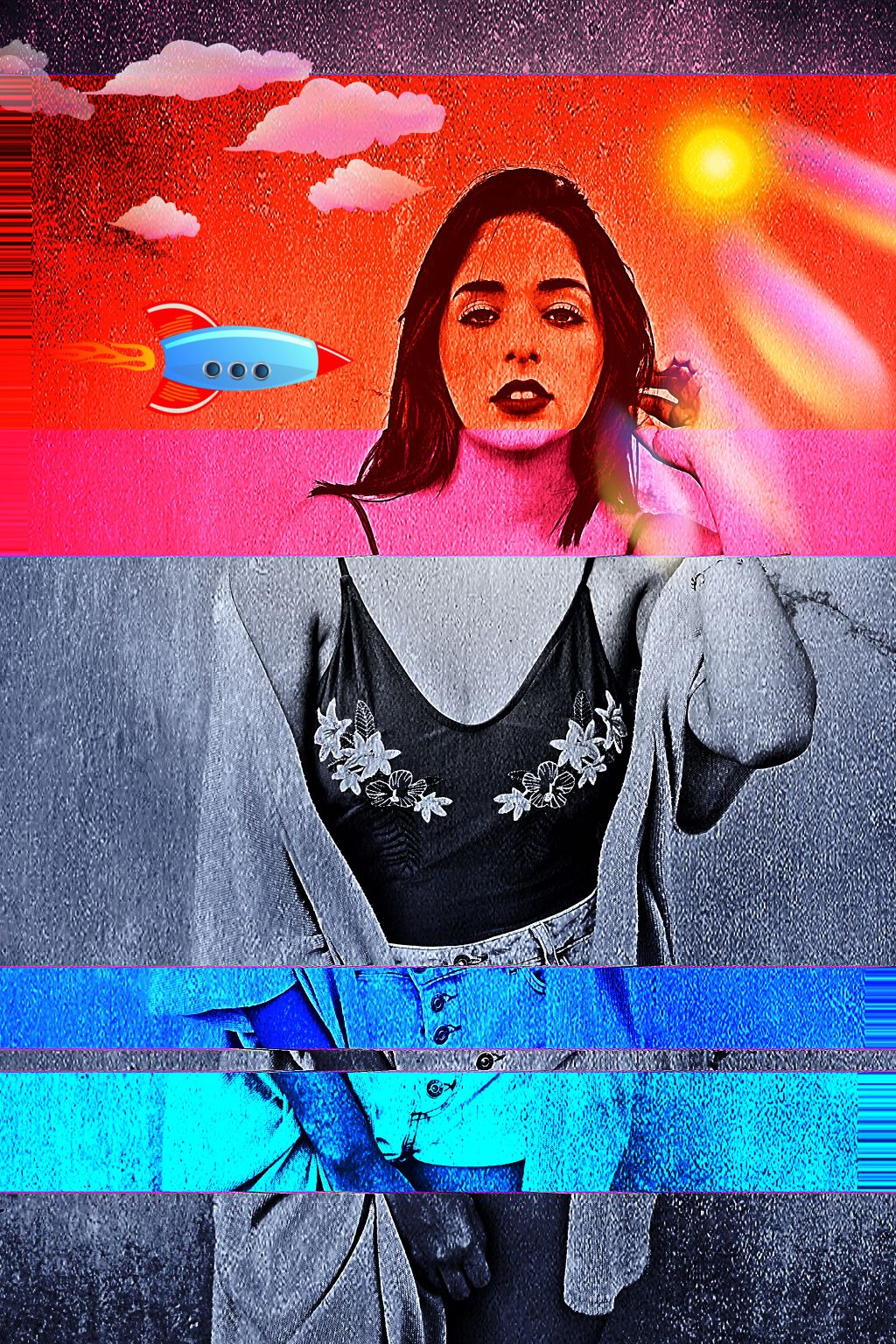#freetoedit #myedit #artstyle #creative #colorful #picsart #remixit #remixed