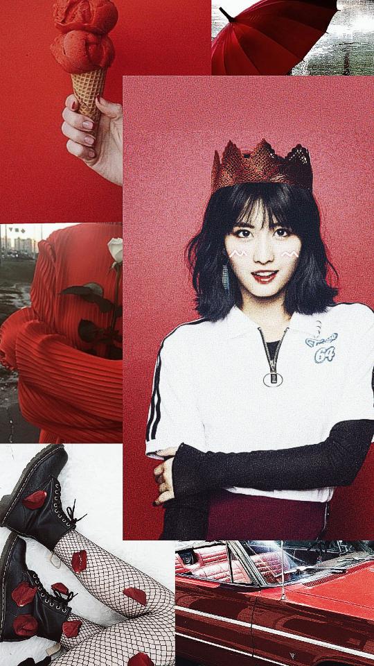 Momo Twice Aesthetic Wallpaper Girl Kpop Edit Twiceedit