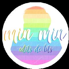 suga sello minmin sticker bts freetoedit