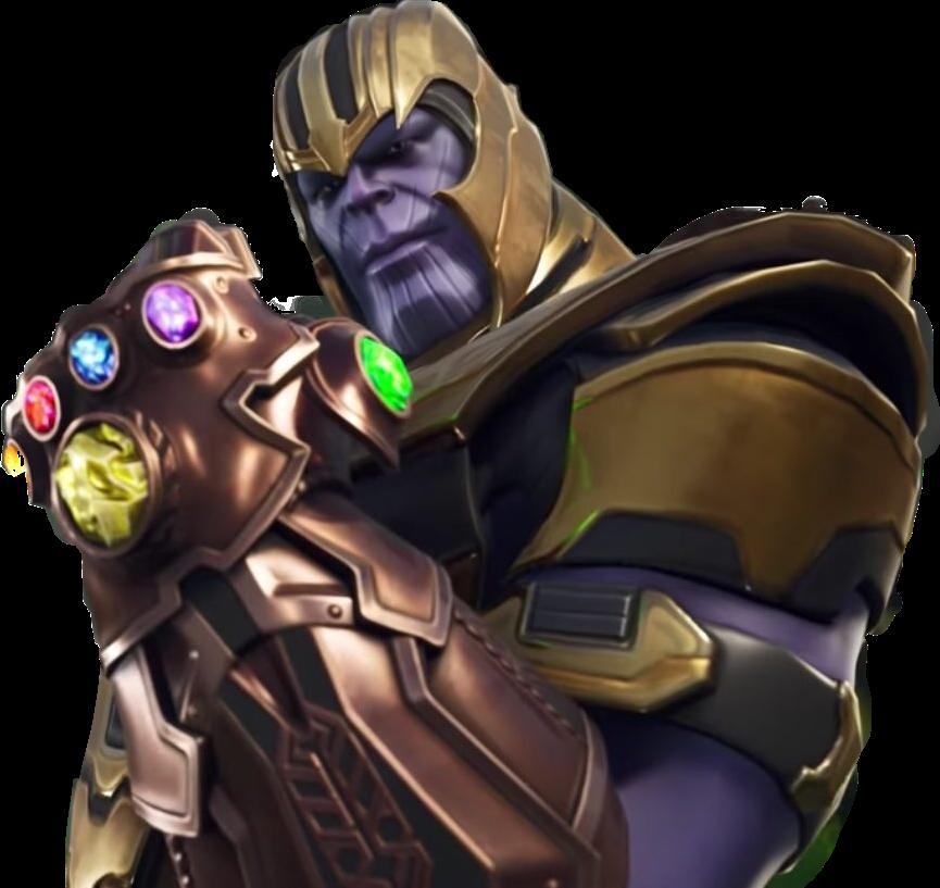 Fortnite Thanos Freetoedit Sticker By Neiting