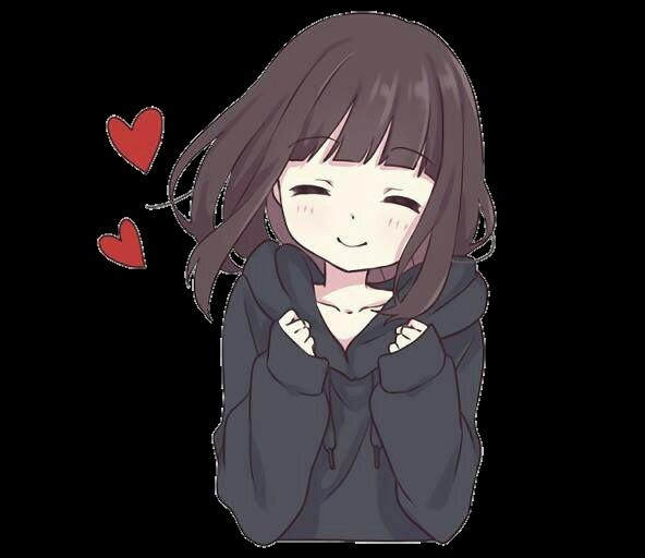 Girl Anime Smile Lovelovely