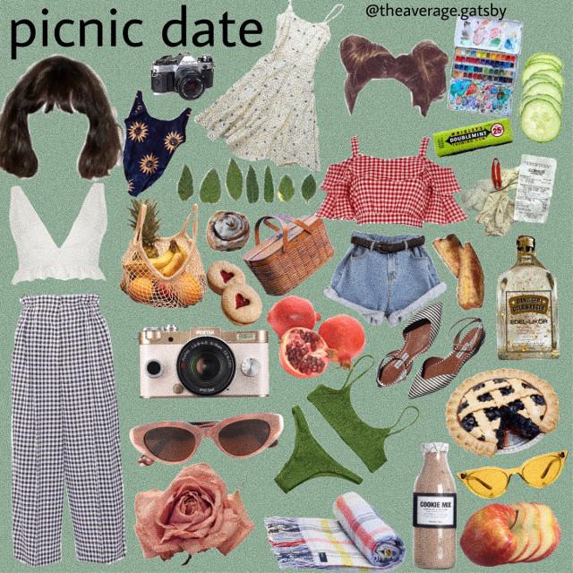 #freetoedit #picnic #date