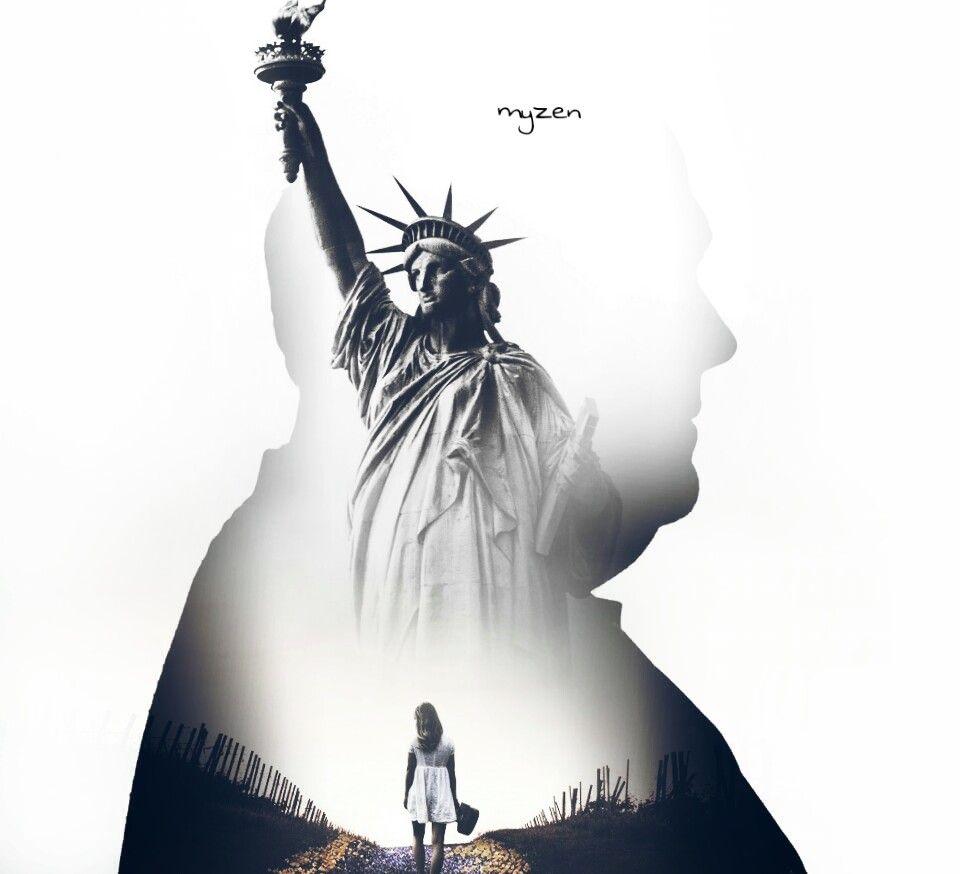 #freetoedit #doubleexposure #surreal #freedom #man#girl