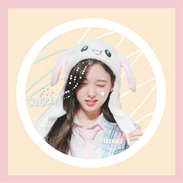 watch me edit #1 : https://youtu.be/rHTqtipdbPM     credits later ^^    #kpop #twice #nayeon #cute #icon #pastel #girlsgroup #freetoedit  #remixit