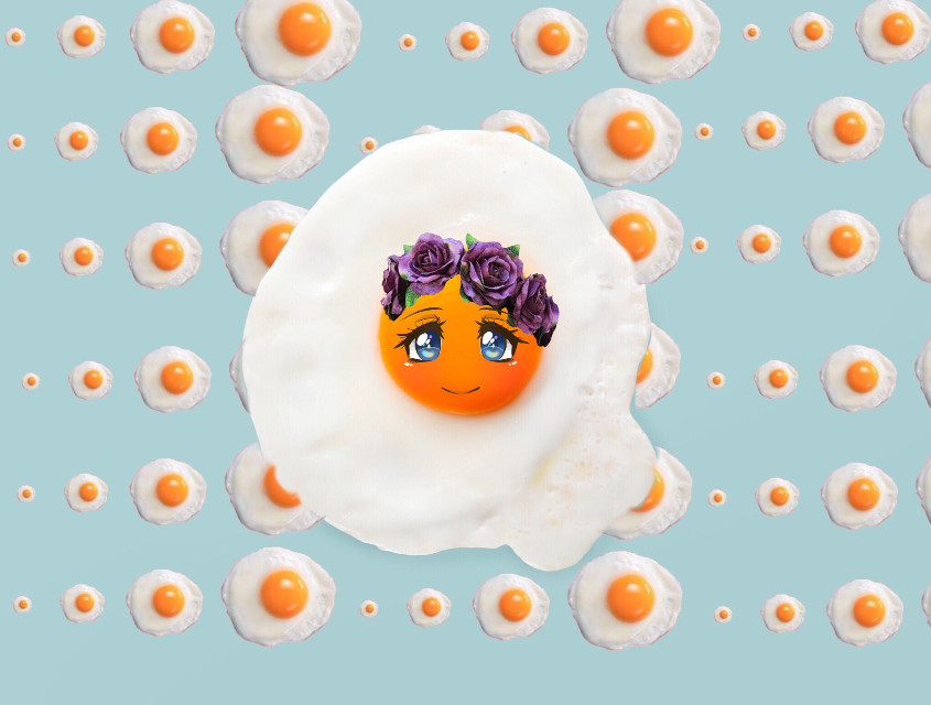 #freetoedit  #egg