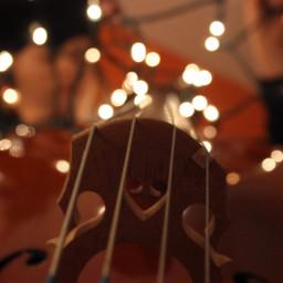 cello lights bokeh freetoedit pcrusty pcmusic pcmusicalinstrument