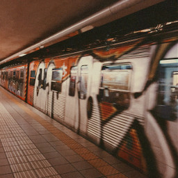 freetoedit metro street art interesting