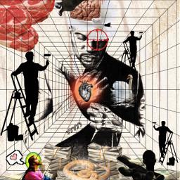 ircwerise werise freetoedit surreal art