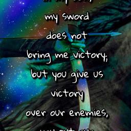 shame trustingod victory