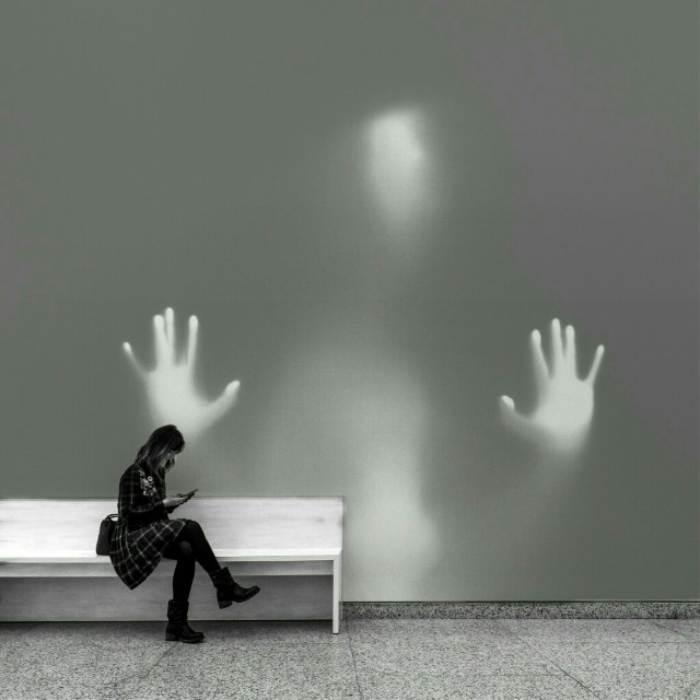 FEATURED Thankyou @pa #freetoedit #ghost #fantasy #bnw