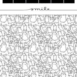 freetoedit background illustration cat black