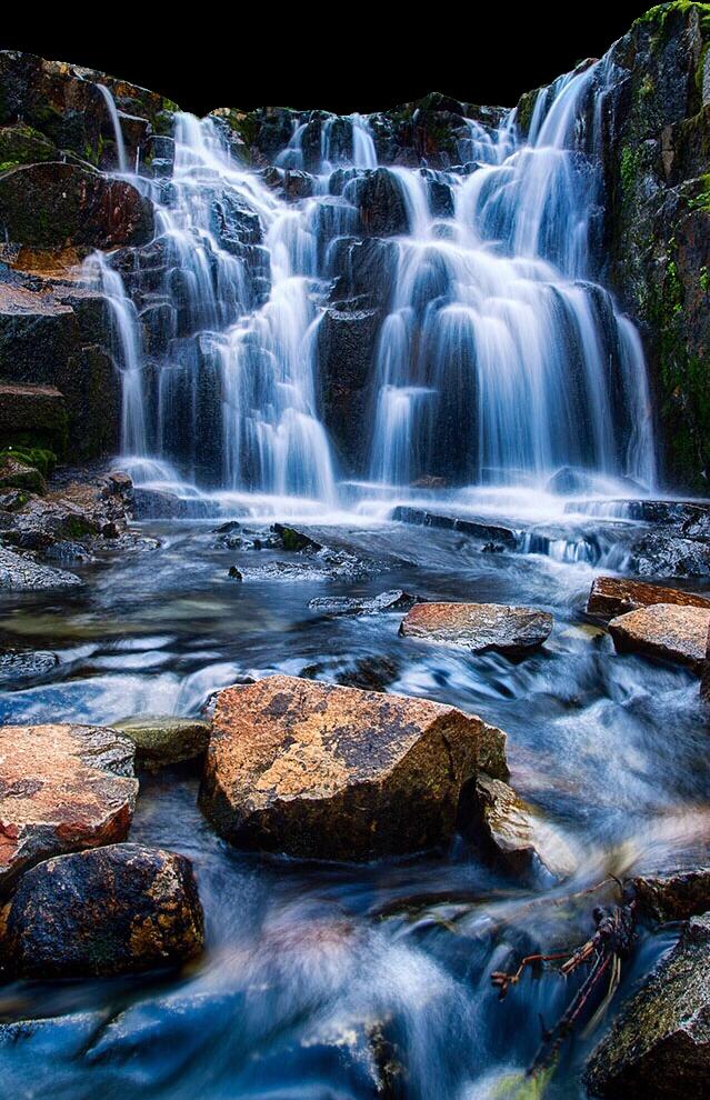 #scenic #waterfalls