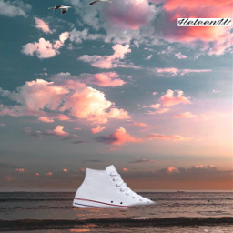 ircstylishsneaker stylishsneaker sneaker white stickers freetoedit