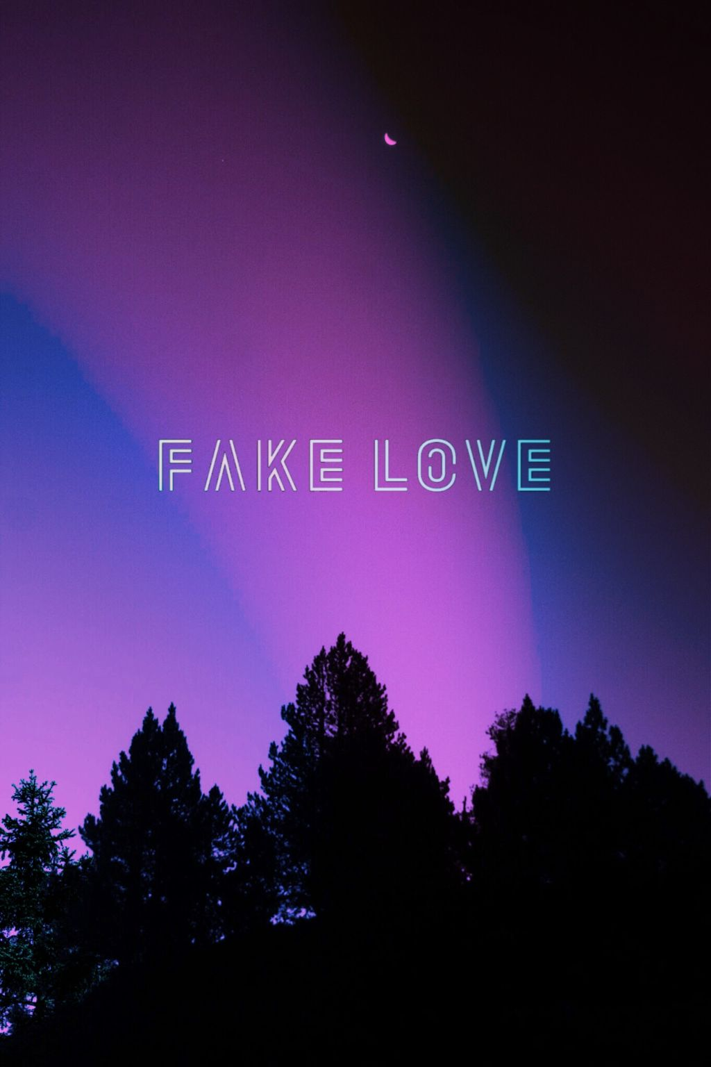 bts fake love wallpapers
