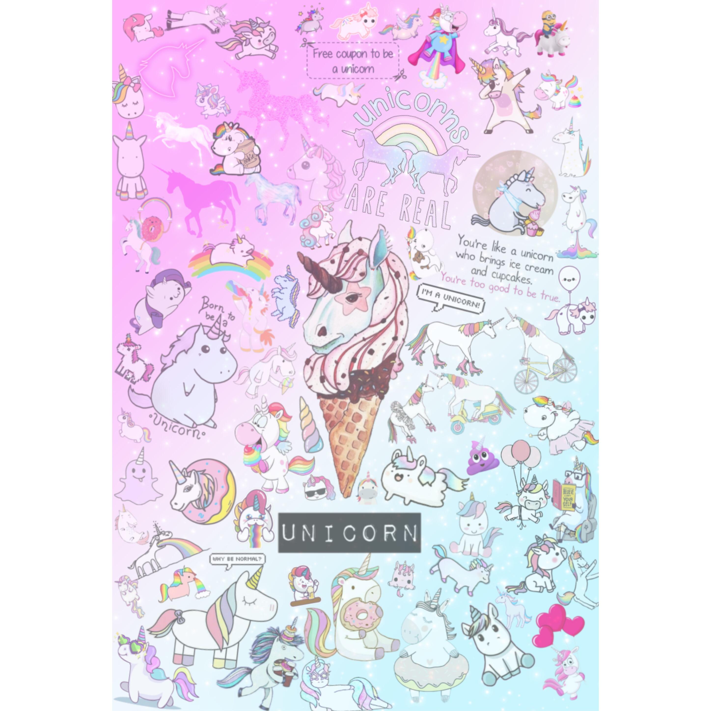 Freetoedit Unicorn Wallpaper Image By Savannah