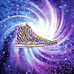 galaxy shoes freetoedit ircstylishsneaker stylishsneaker