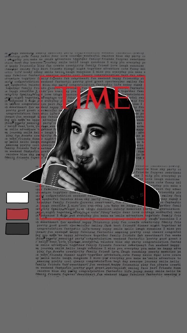 Adele e d i t - time mag