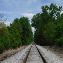 railroad track distance railroadtrack freetoedit