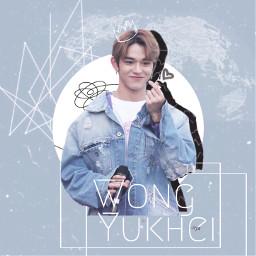 wonghyukhei lucas nct nctu nct127 freetoedit