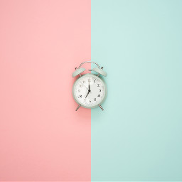 freetoedit object colorful clock minimal