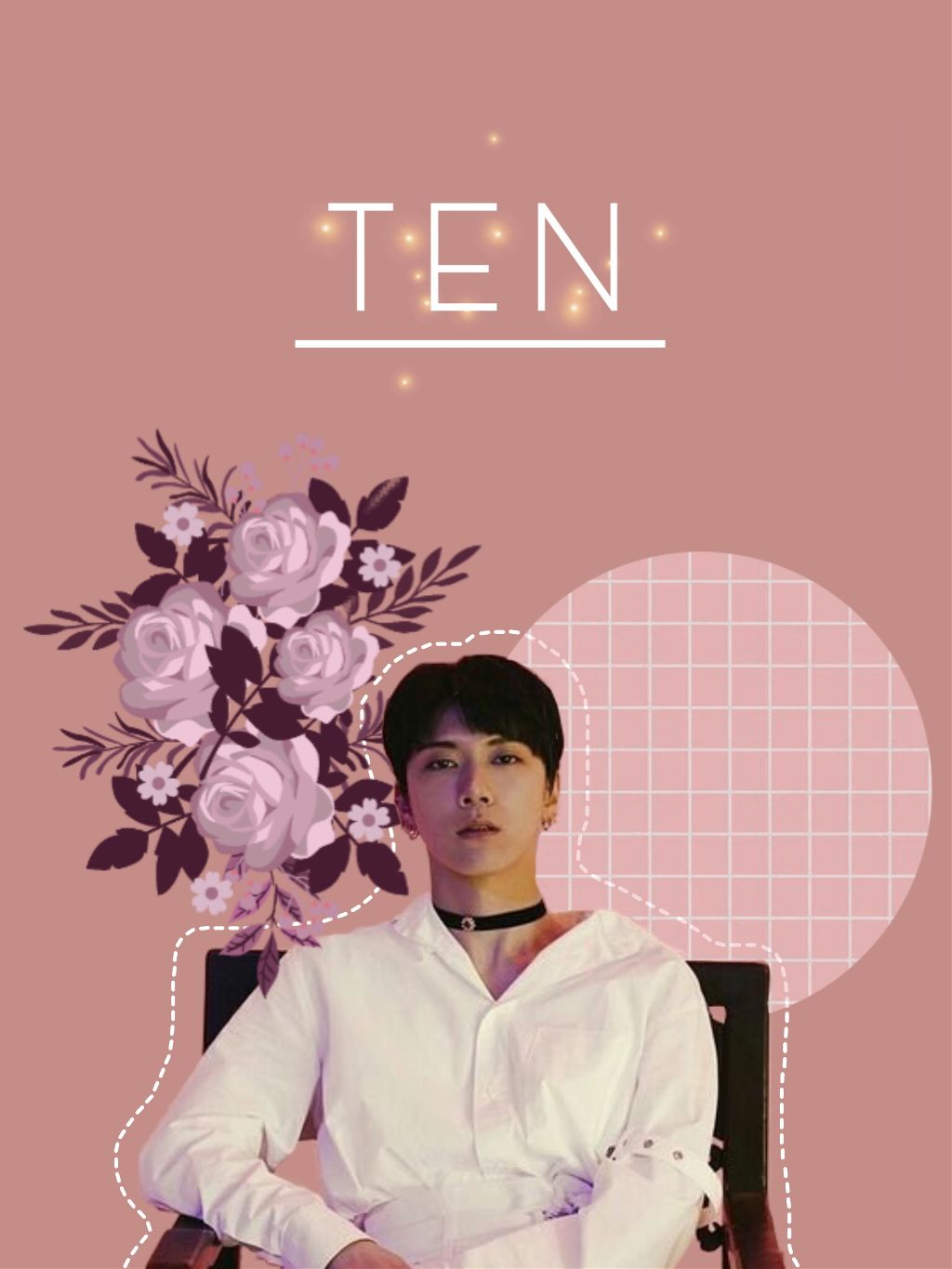 Ten edit! I've not posted for like months because I was busy....but its the holidays and I'm back - although I probably won't post as frequently as I used to....  #ten #chittaphon #chittaphonleechaiyapornkul #nct #nctu #nctuten #nctten