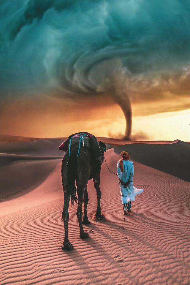 #madewithpicsart #edited #tornado #adventure