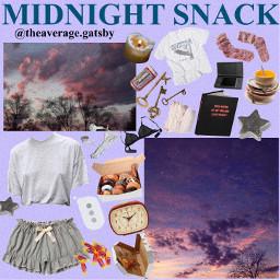 freetoedit midnight midnightsnack snack