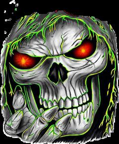 skulls skeleton skullart skullhead skullface freetoedit