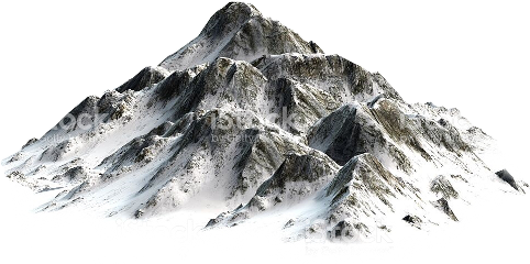 hill mountain snow ftestickers freetoedit